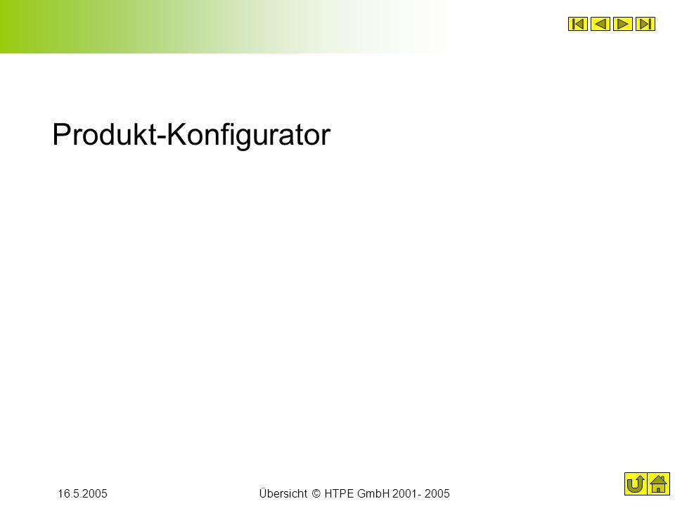 Produkt-Konfigurator