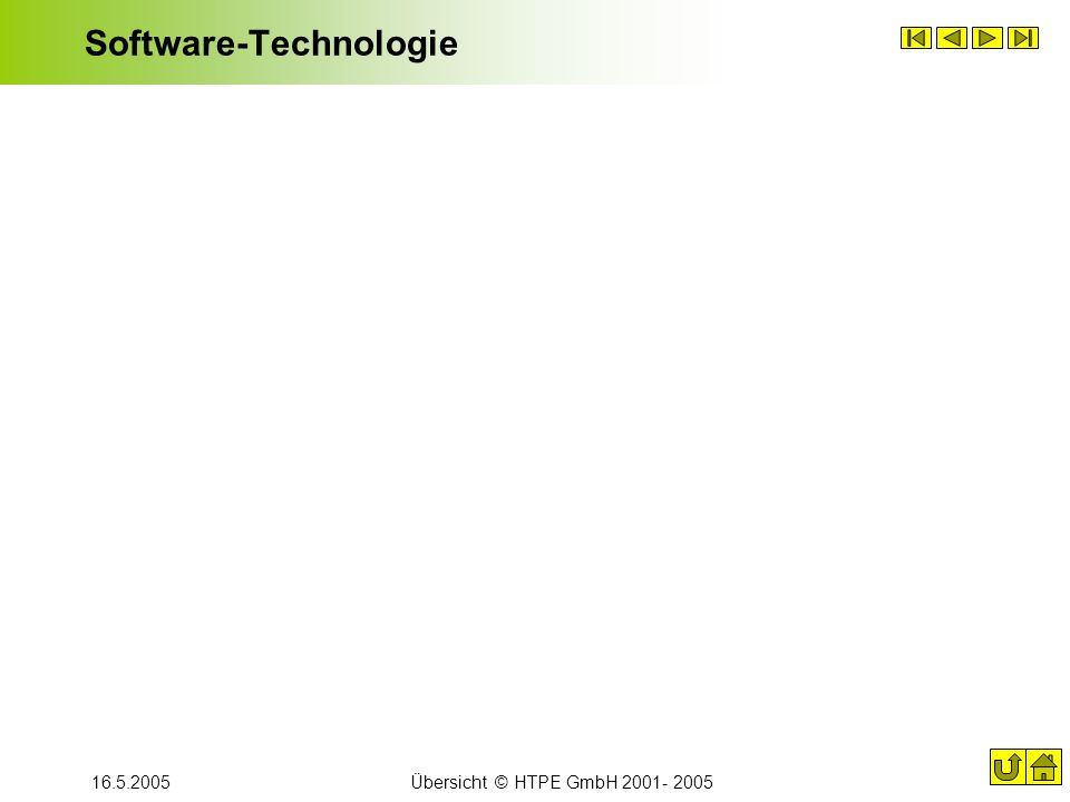 Software-Technologie