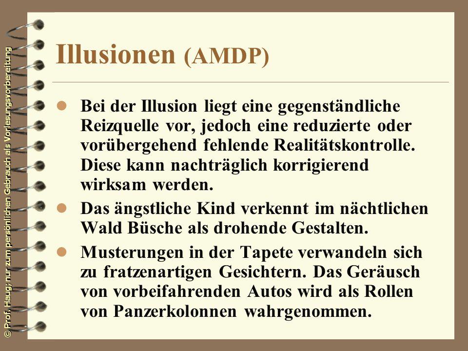 Illusionen (AMDP)
