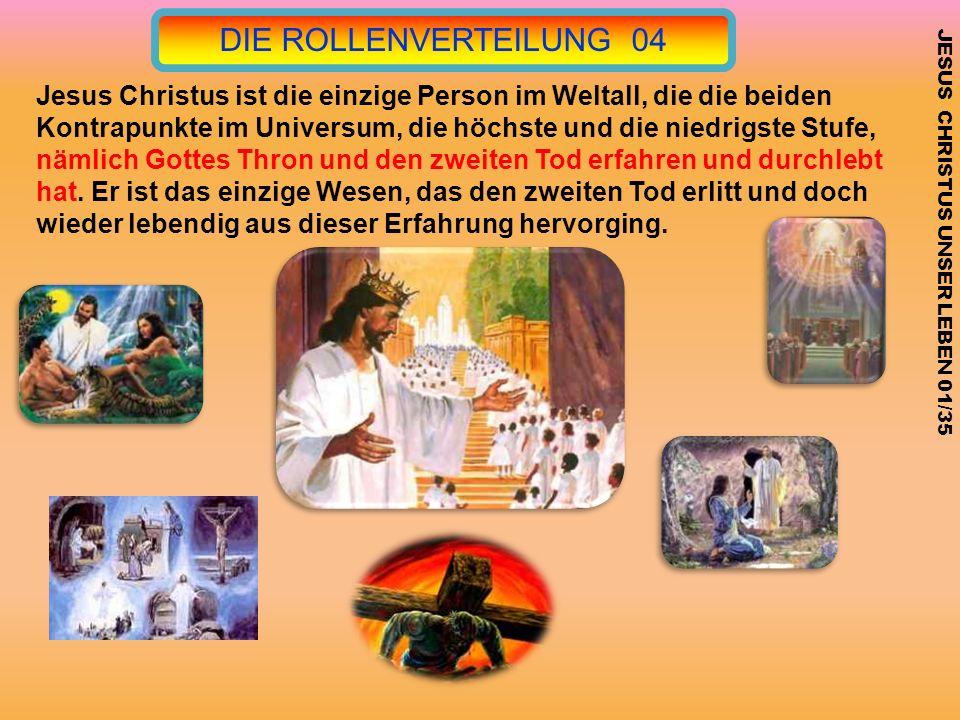 DIE ROLLENVERTEILUNG 04