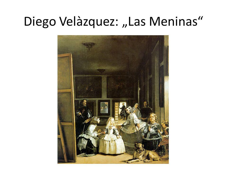 """Diego Velàzquez: """"Las Meninas"""