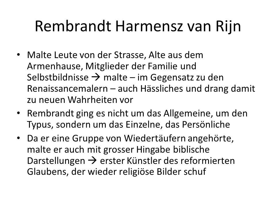 Rembrandt Harmensz van Rijn