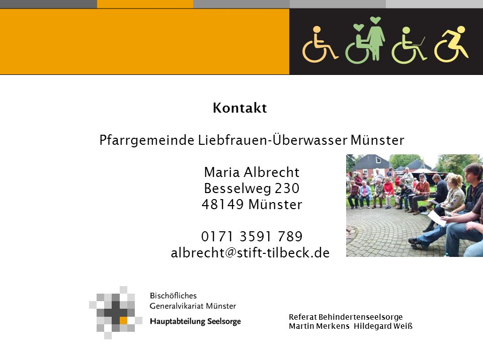 Pfarrgemeinde Liebfrauen-Überwasser Münster