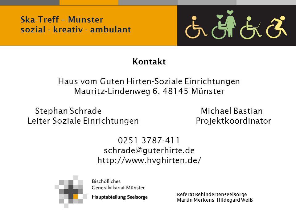 Stephan Schrade Michael Bastian
