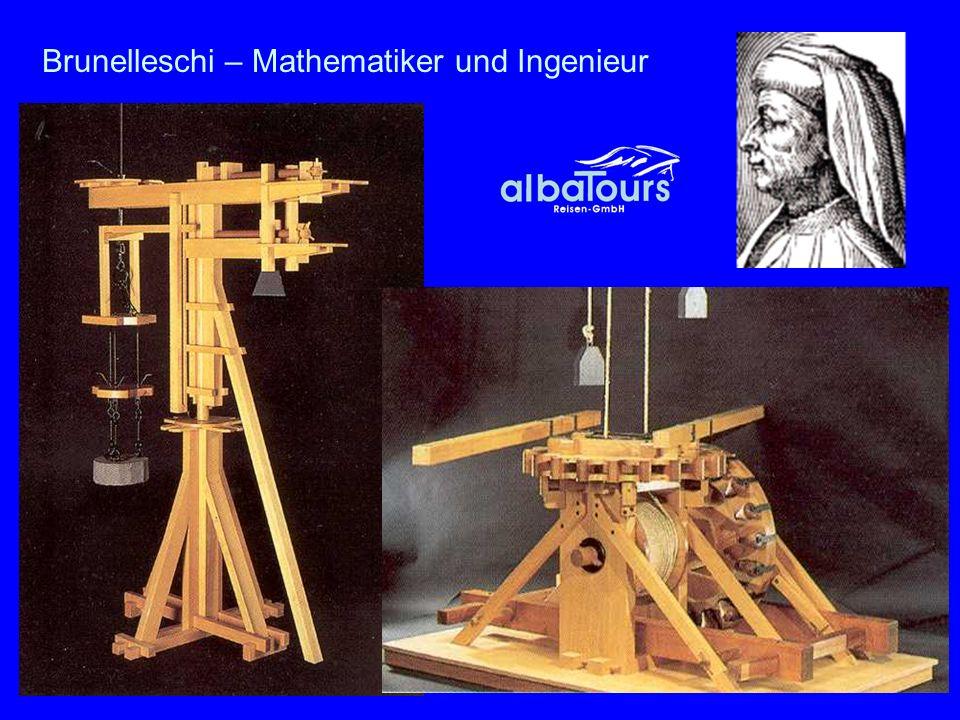 Brunelleschi – Mathematiker und Ingenieur