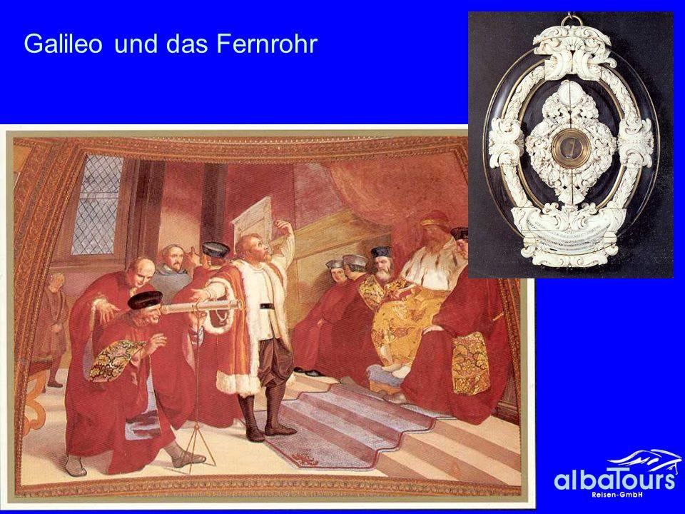 Galileo und das Fernrohr