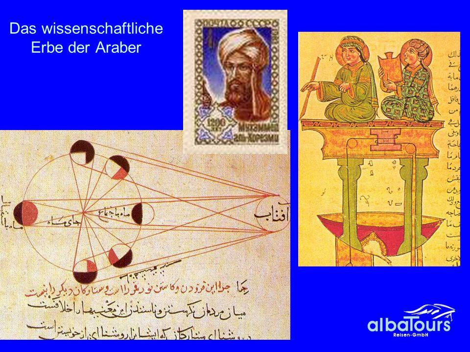 Das wissenschaftliche Erbe der Araber