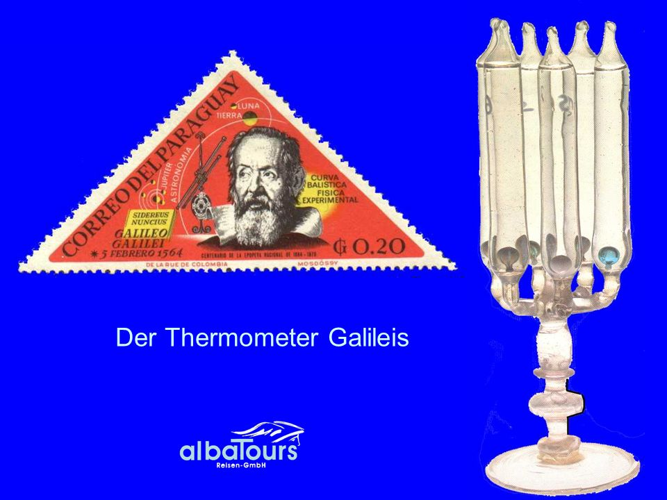 Der Thermometer Galileis