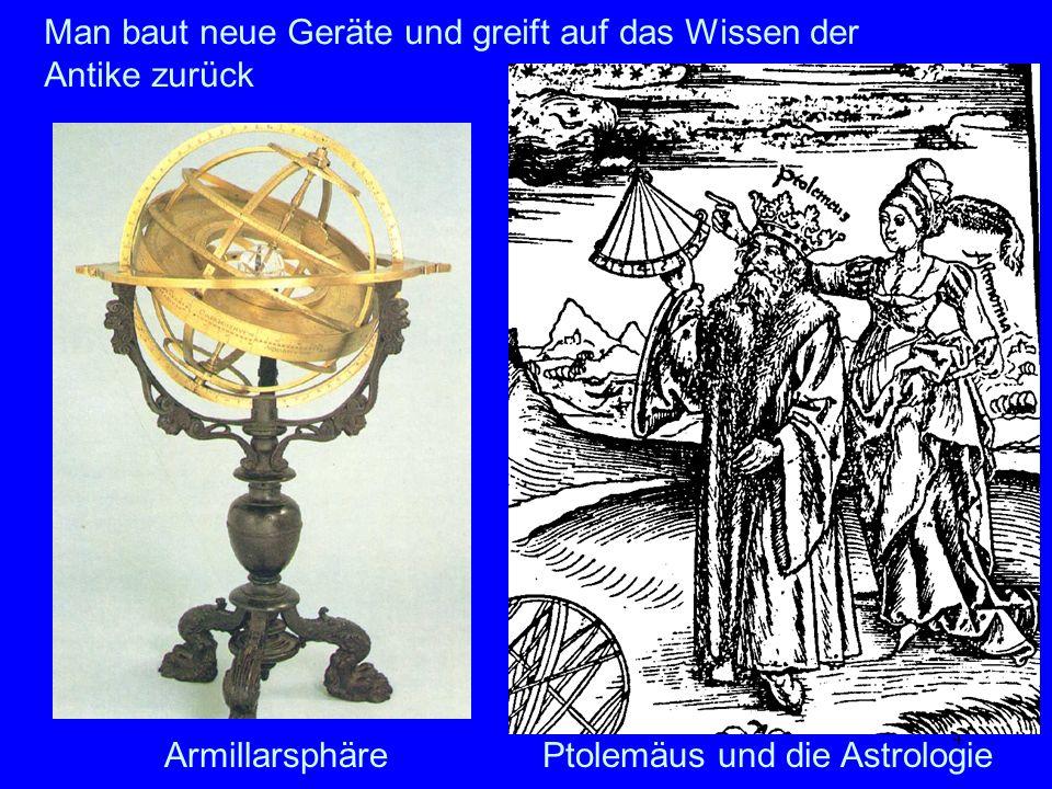 Ptolemäus und die Astrologie
