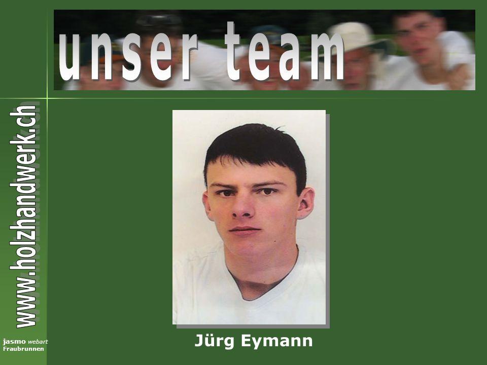unser team Jürg Eymann