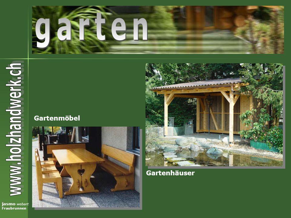 garten Gartenmöbel Gartenhäuser