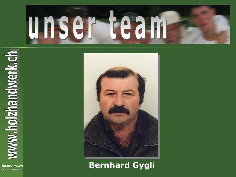 unser team Bernhard Gygli