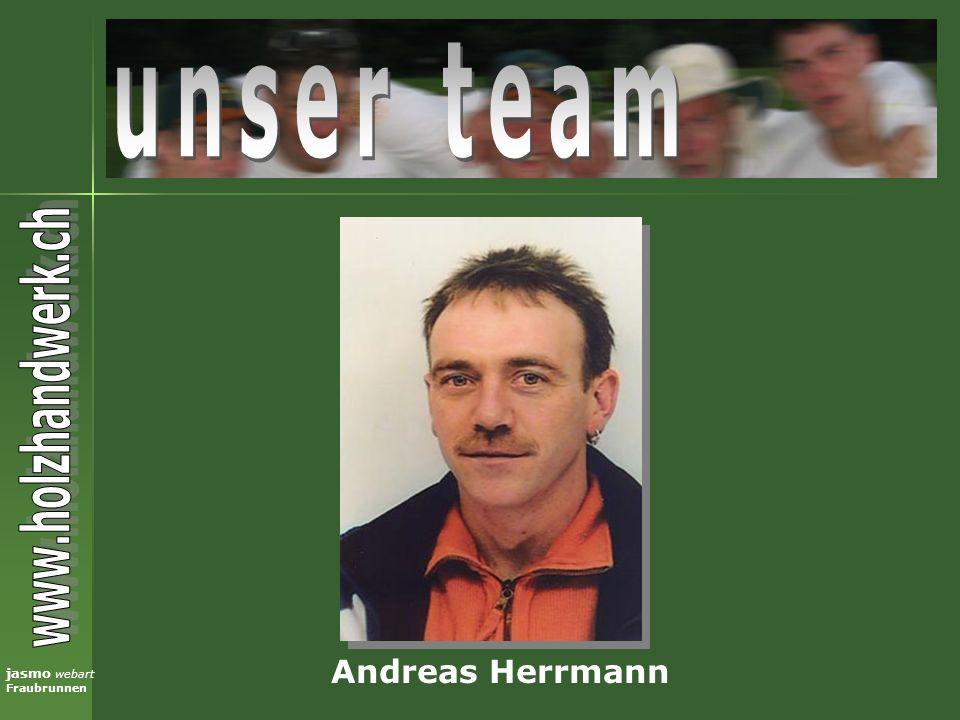unser team Andreas Herrmann