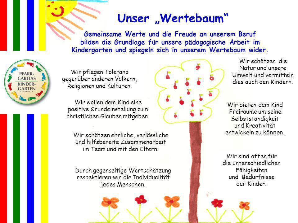 """Unser """"Wertebaum"""