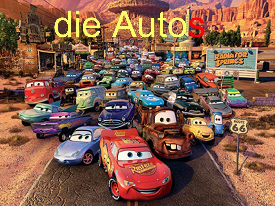die Autos