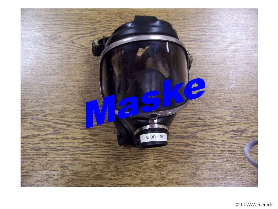 Maske Maske © FFW-Weiterode
