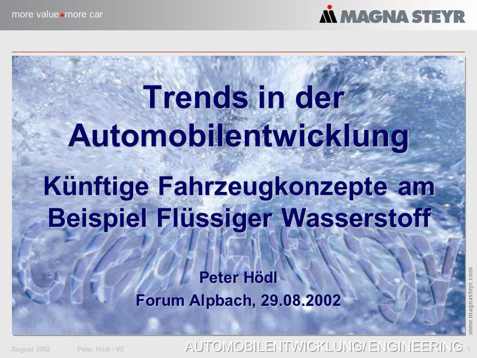 Peter Hödl Forum Alpbach, 29.08.2002