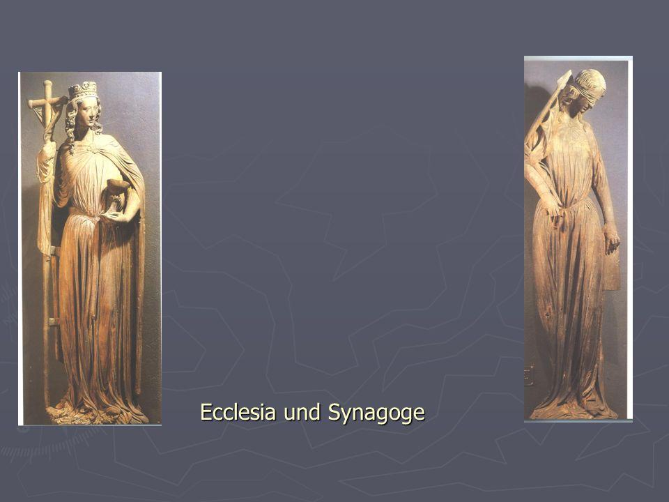 Ecclesia und Synagoge