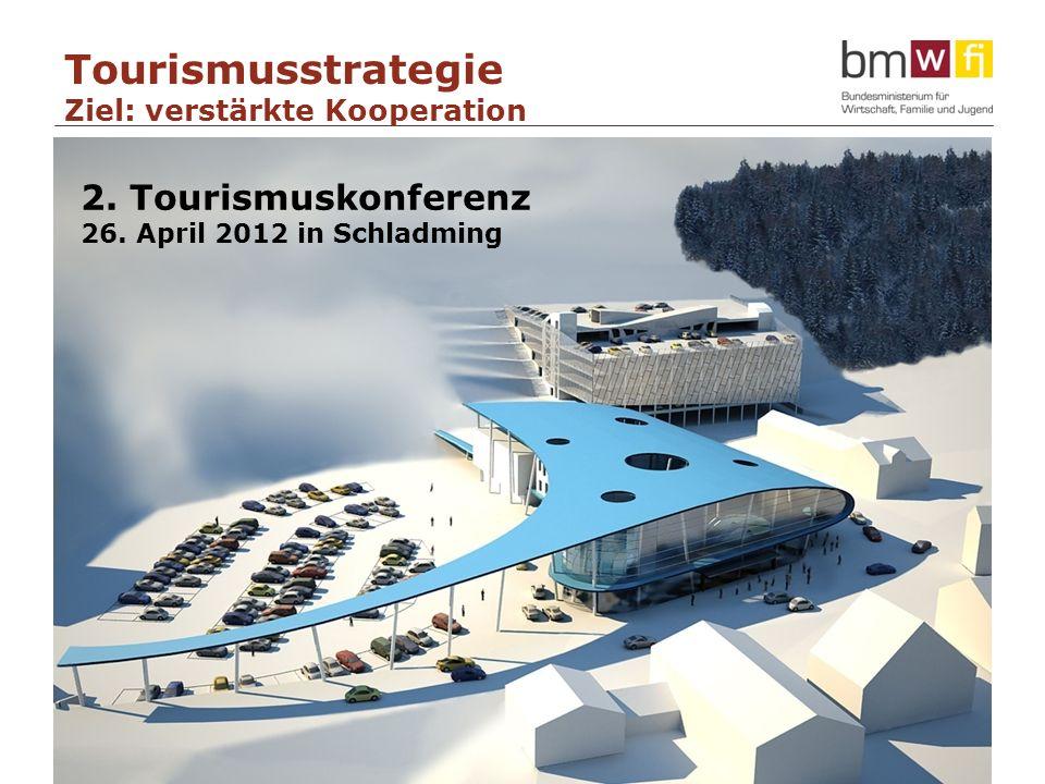 Neuordnung des Tourismusmarketings als Chance für Aufschwung