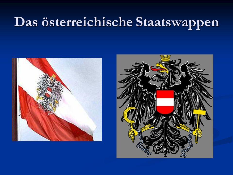 Das österreichische Staatswappen