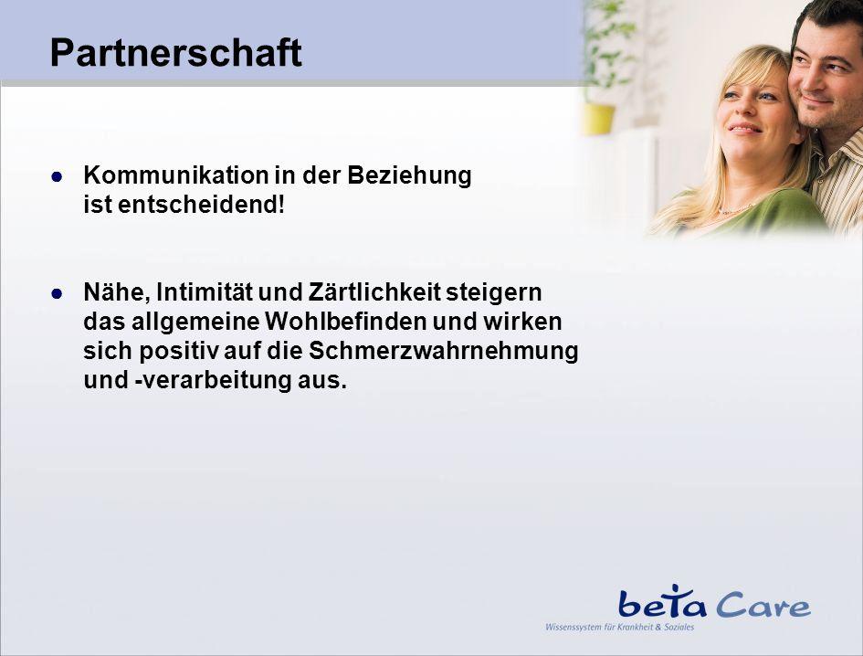 Partnerschaft ● Kommunikation in der Beziehung ist entscheidend!