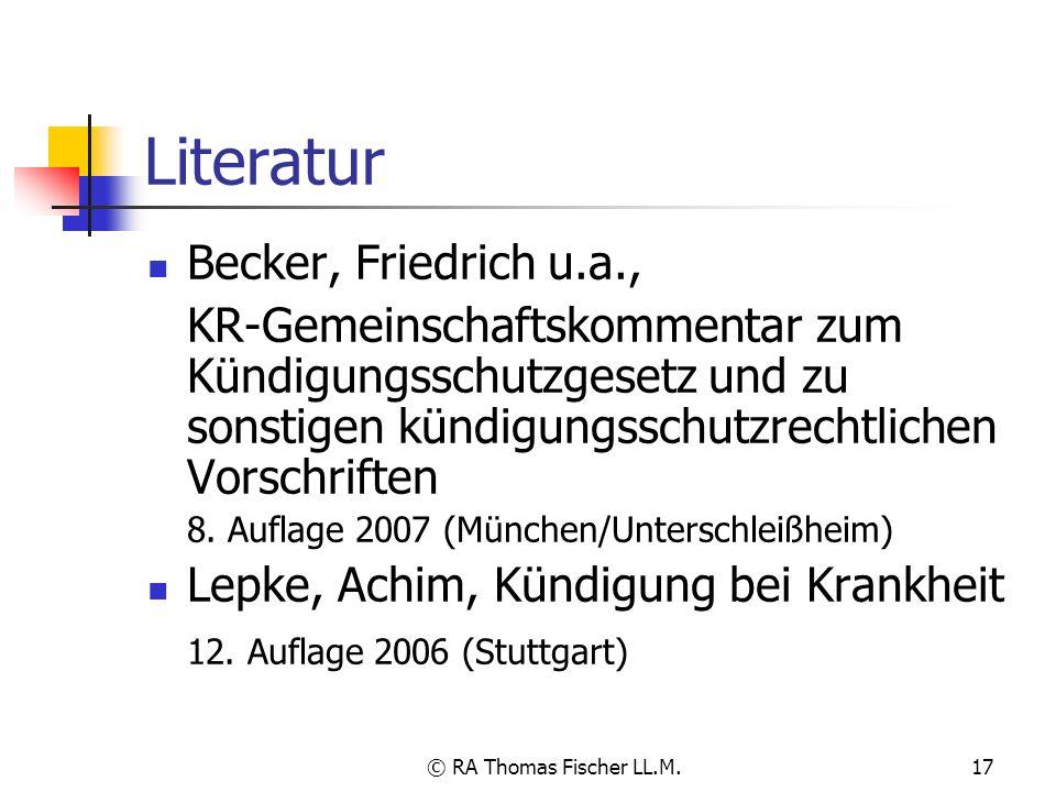 Literatur Becker, Friedrich u.a.,