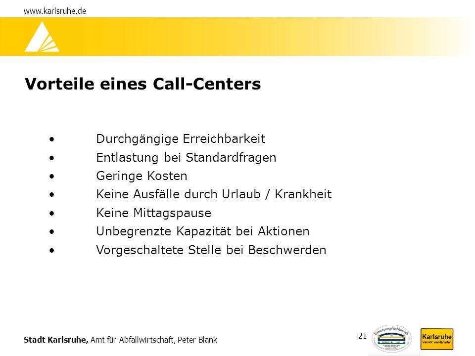 Vorteile eines Call-Centers