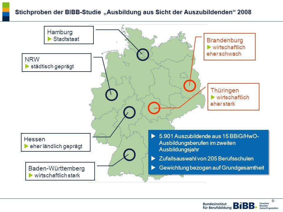 Brandenburg  wirtschaftlich eher schwach