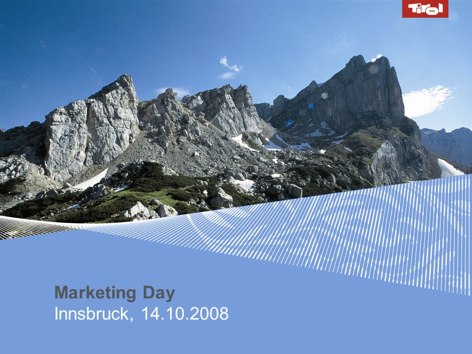 Marketing Day Innsbruck,