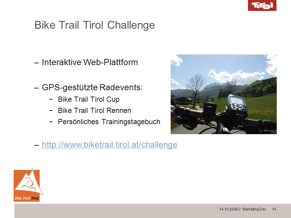 Bike Trail Tirol Challenge