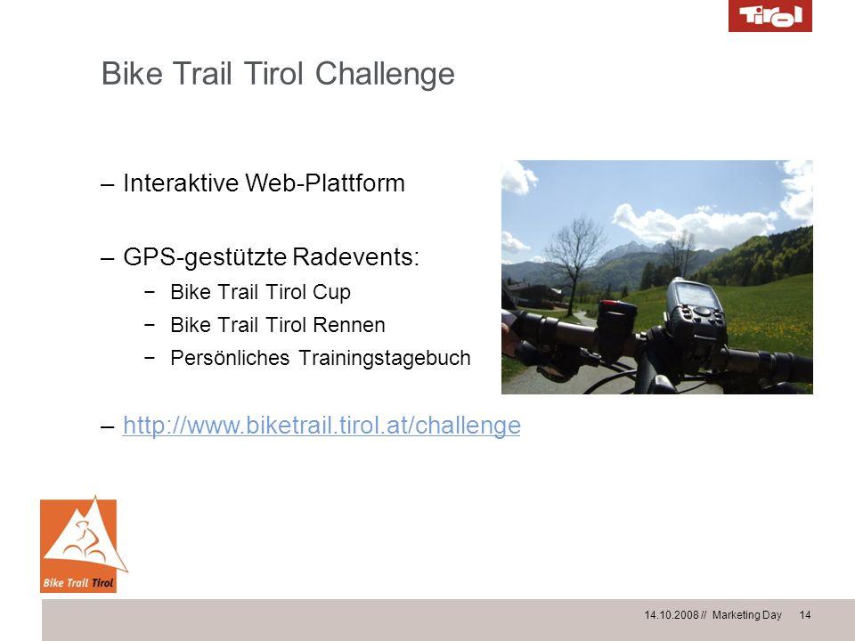 Bike Trail Tirol Challenge