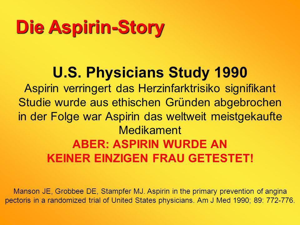 Die Aspirin-Story