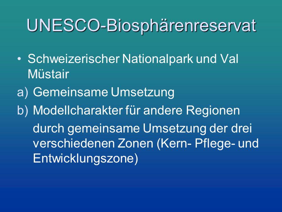 UNESCO-Biosphärenreservat