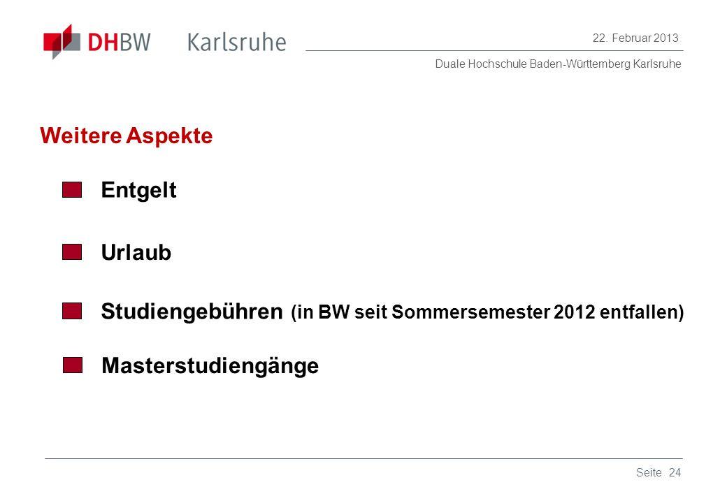 Studiengebühren (in BW seit Sommersemester 2012 entfallen)