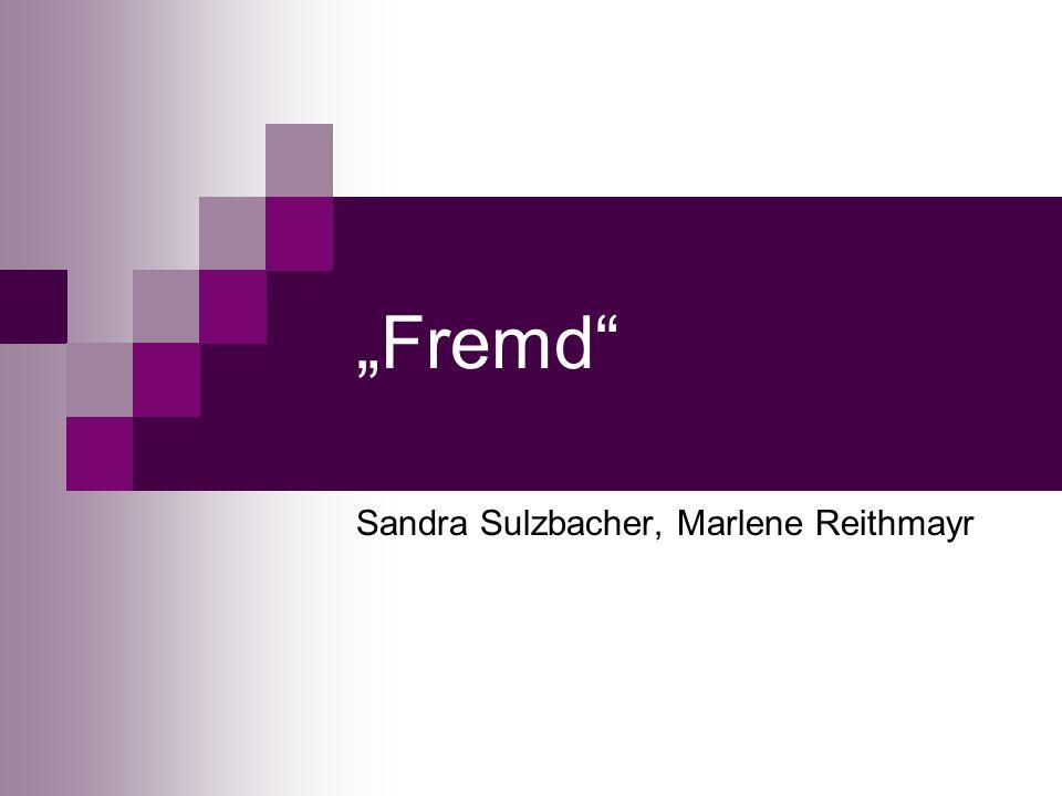 Sandra Sulzbacher, Marlene Reithmayr