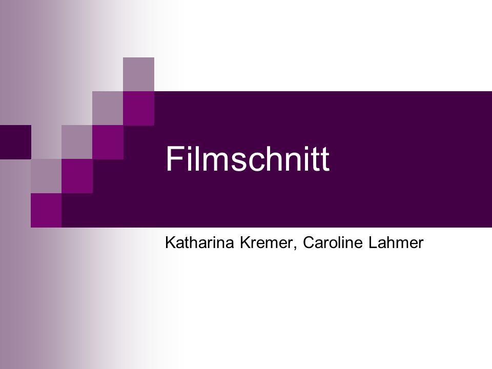 Katharina Kremer, Caroline Lahmer