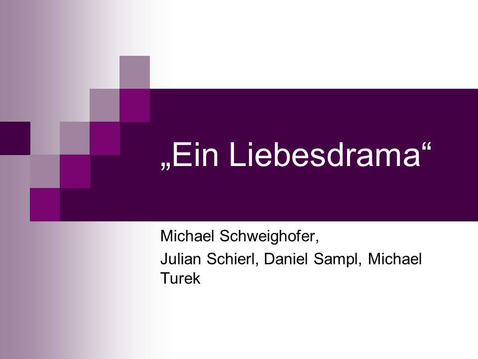 Michael Schweighofer, Julian Schierl, Daniel Sampl, Michael Turek