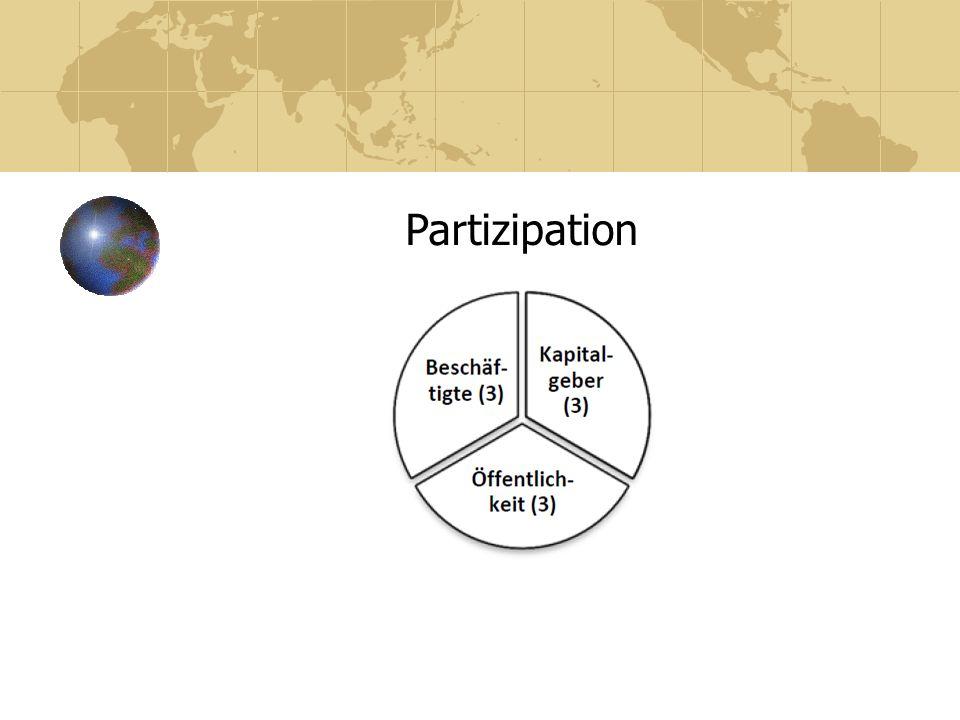 Partizipation Betrieblicher Wirtschaftsrat
