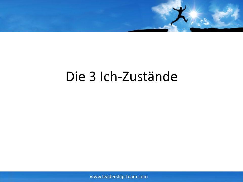 Die 3 Ich-Zustände