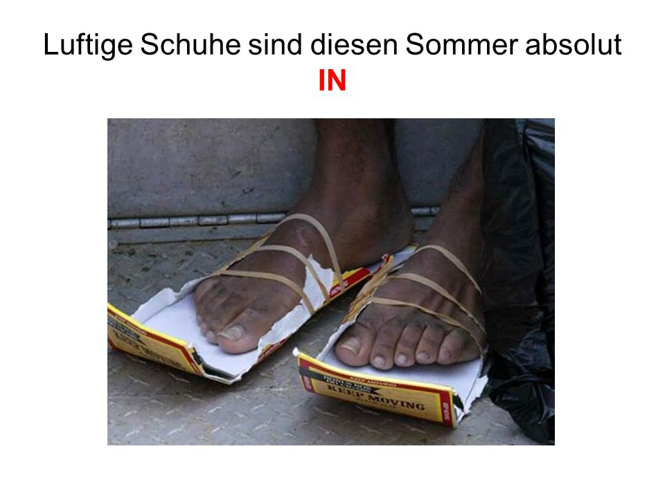 Luftige Schuhe sind diesen Sommer absolut IN