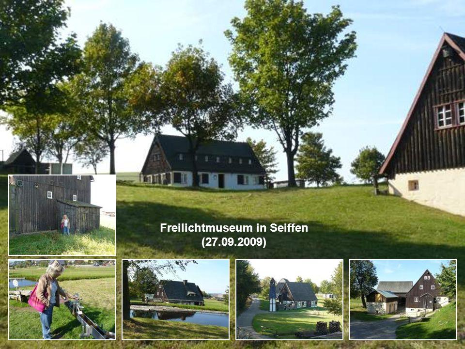 Freilichtmuseum in Seiffen