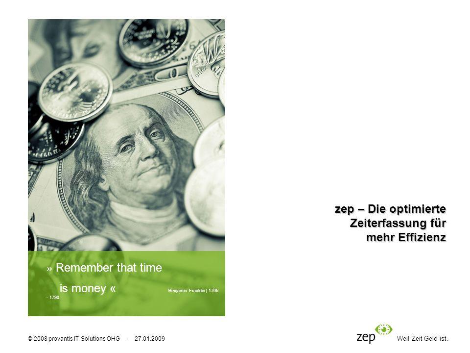 zep – Die optimierte Zeiterfassung für mehr Effizienz