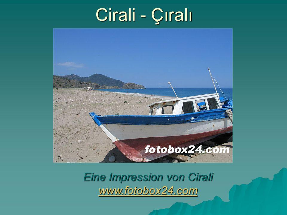 Eine Impression von Cirali