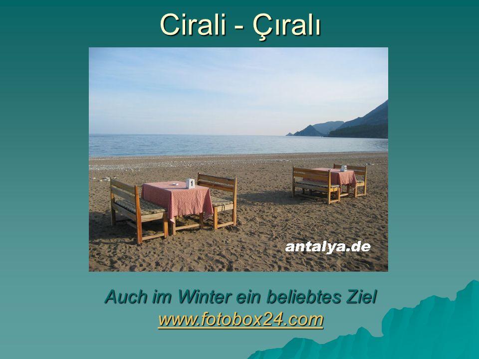 Auch im Winter ein beliebtes Ziel www.fotobox24.com