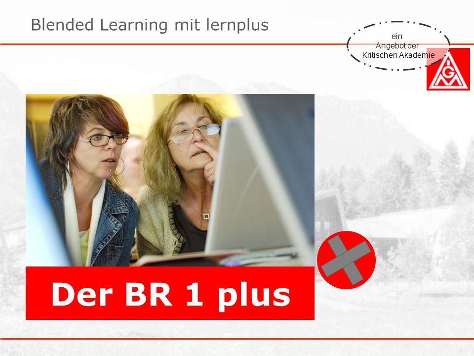 Blended Learning mit lernplus