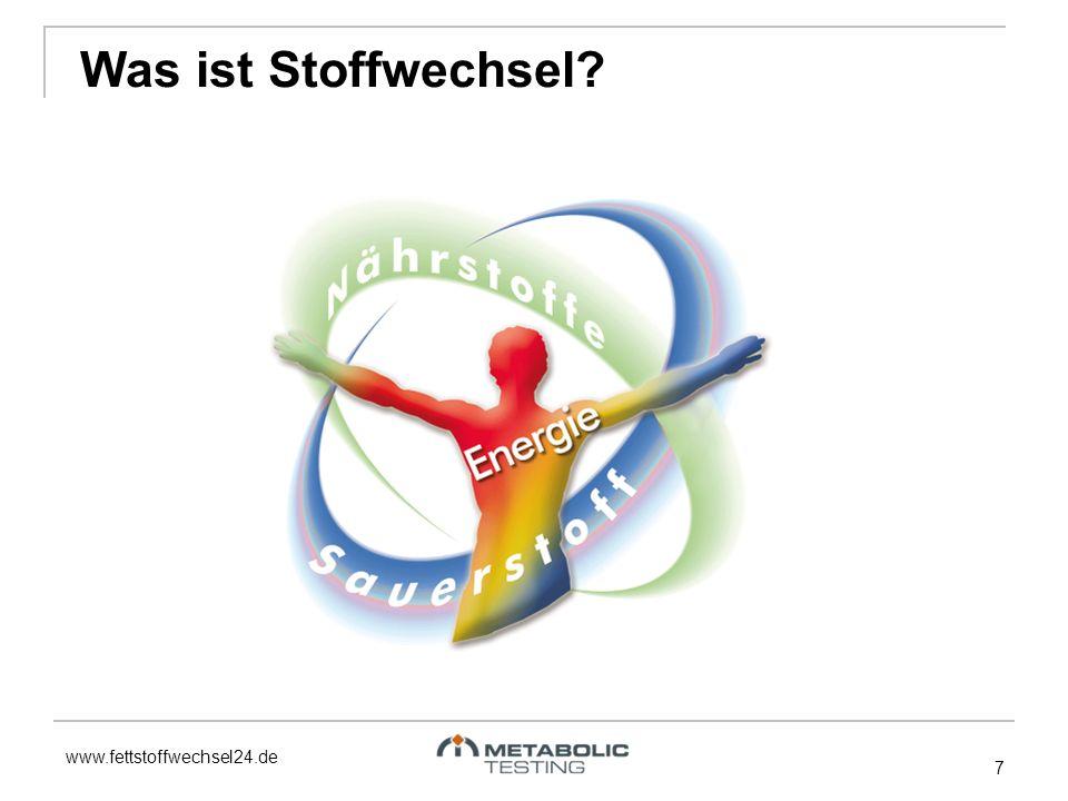 Was ist Stoffwechsel Was ist Stoffwechsel Was steckt in dem Wort STOFFWECHSEL drin STOFF und WECHSEL.