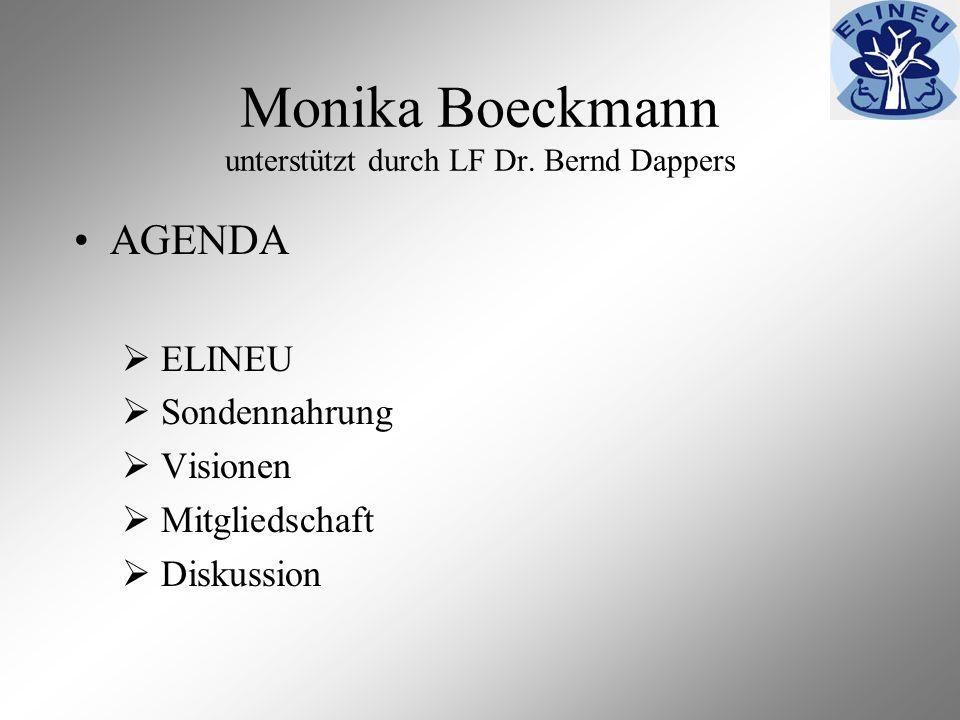 Monika Boeckmann unterstützt durch LF Dr. Bernd Dappers