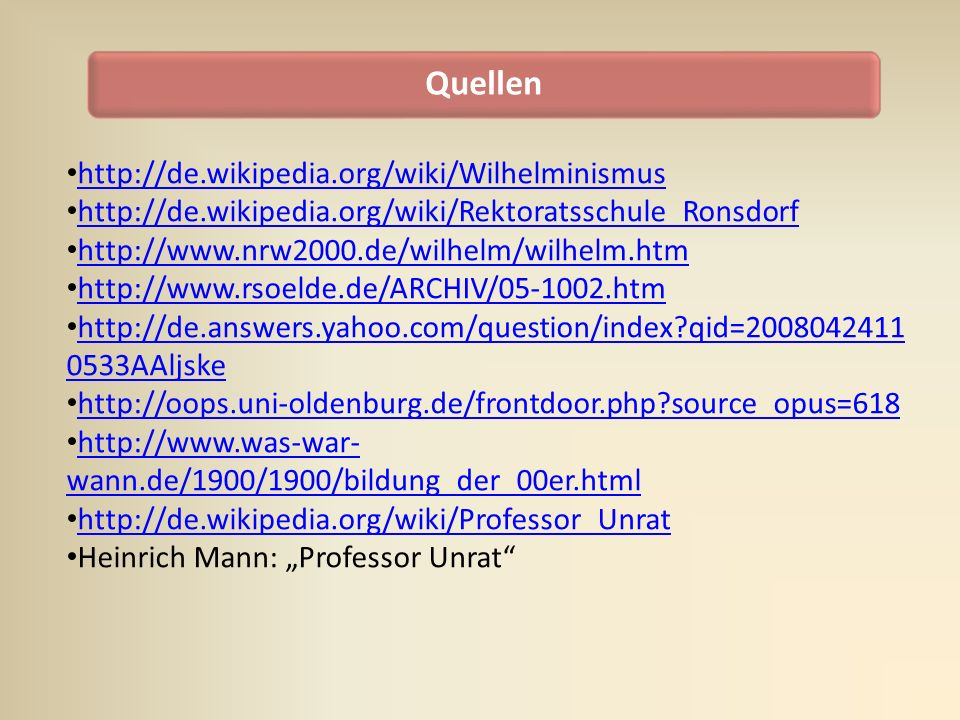 """Heinrich Mann: """"Professor Unrat"""