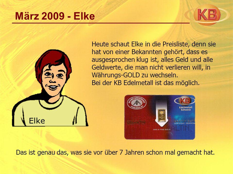 März 2009 - Elke