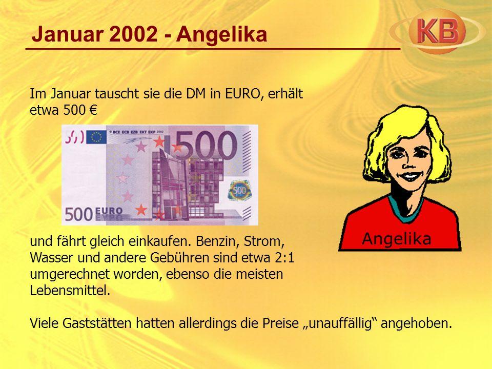 Januar 2002 - Angelika Angelika